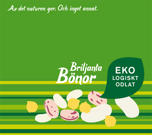 Briljanta bönor